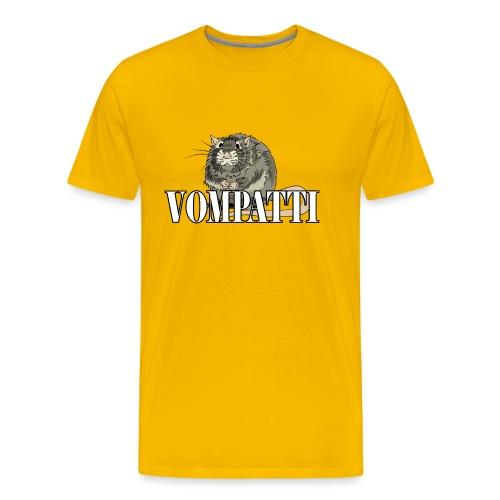 Vompatti - Miesten premium t-paita