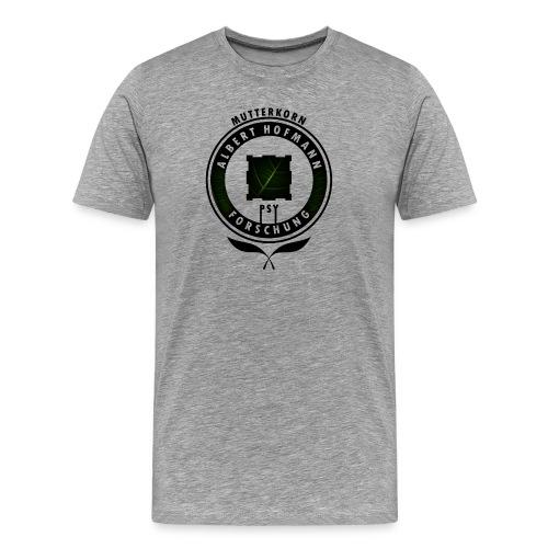 AlbertHofmann_Forschung - Männer Premium T-Shirt