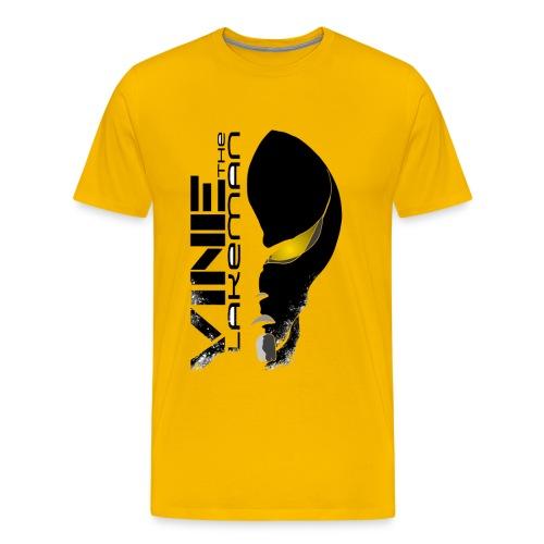 Vine Logo 01 ohne - Männer Premium T-Shirt