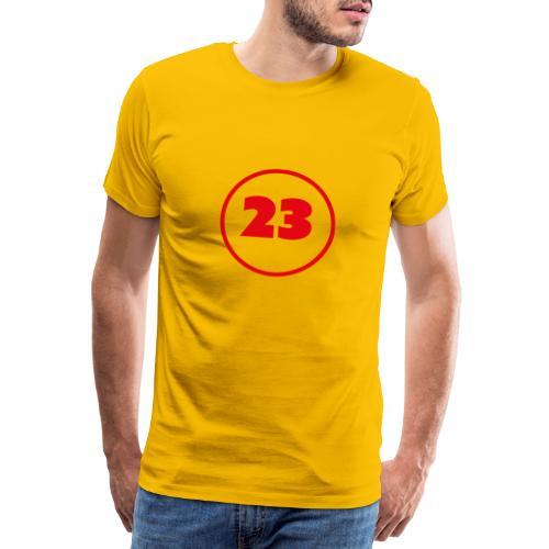 23 - T-shirt Premium Homme