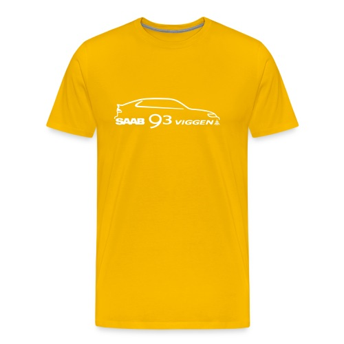 viggen1 - Men's Premium T-Shirt