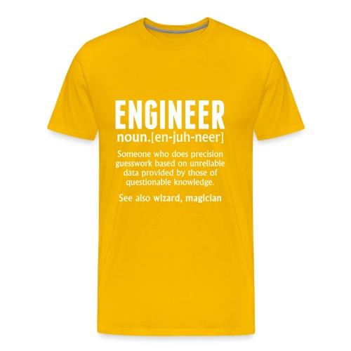 ENGINEER - Men's Premium T-Shirt