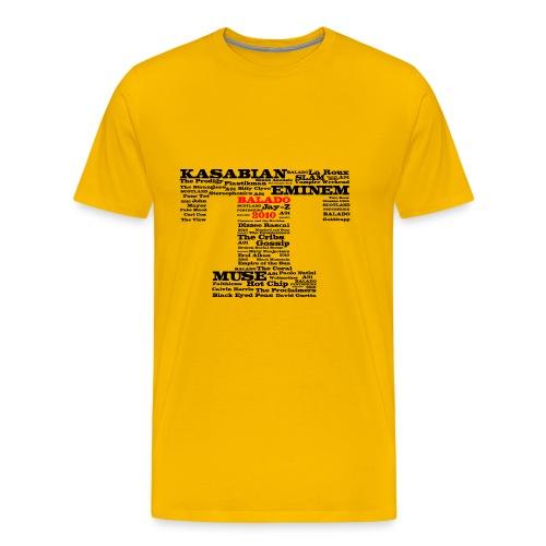 balado2010 - Men's Premium T-Shirt