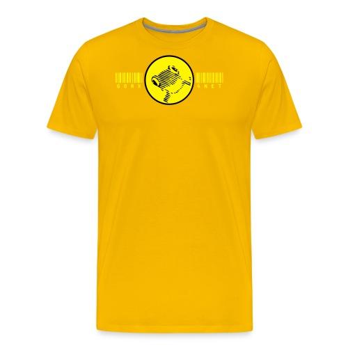 barcodefrosch3 - Männer Premium T-Shirt