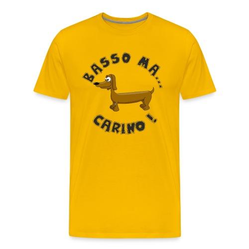 basso ma png - Maglietta Premium da uomo