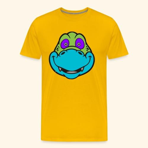 Dino - Männer Premium T-Shirt