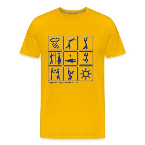 Scheidung extrem - Männer Premium T-Shirt
