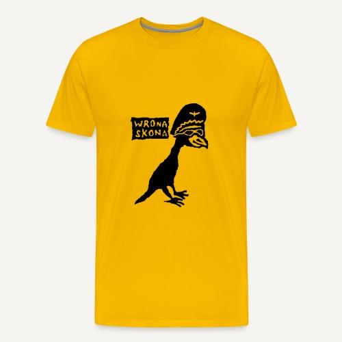 wronaskonaduza - Koszulka męska Premium