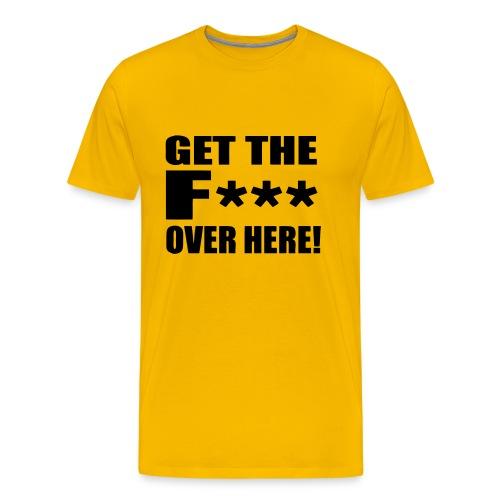 FOVER copy2 - Men's Premium T-Shirt
