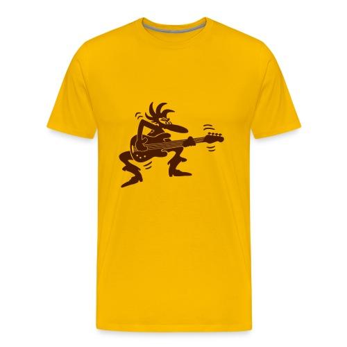 Bassman Vol 1 - Männer Premium T-Shirt