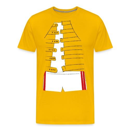 Wembley Freddie - Männer Premium T-Shirt
