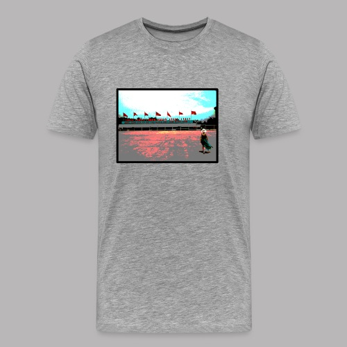 Ho Chi Minh - Men's Premium T-Shirt