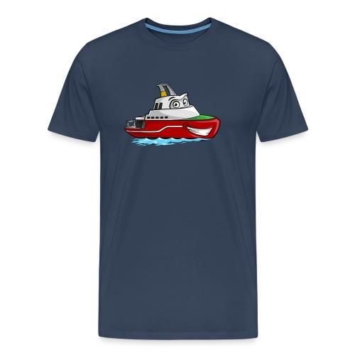 Boaty McBoatface - Men's Premium T-Shirt
