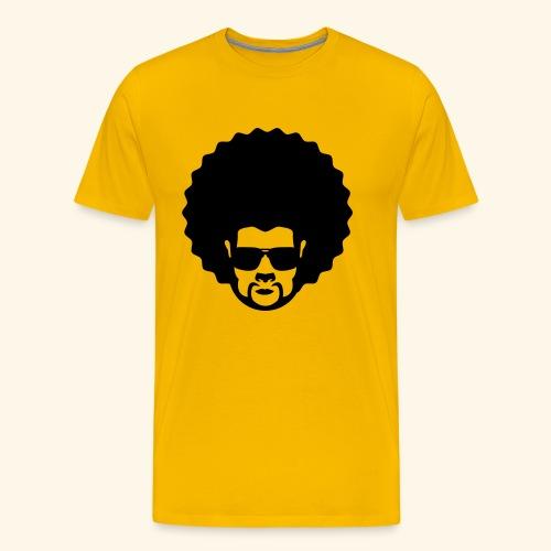 afro - Männer Premium T-Shirt