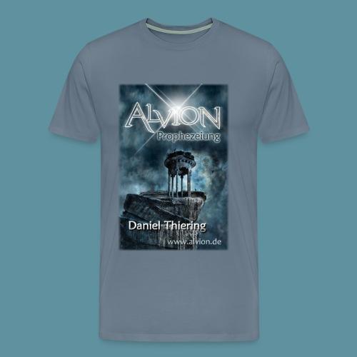 AlvionI2Prophezeiung1650x2478www png - Männer Premium T-Shirt