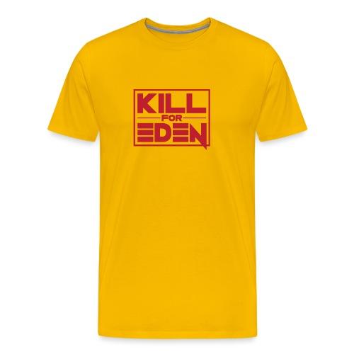 Women's Shoulder-Free Tank Top - Men's Premium T-Shirt