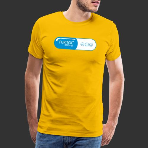 Fuck it all with Fukitol - Premium-T-shirt herr