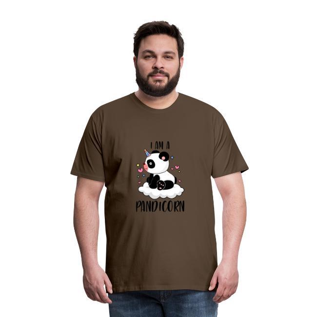 I am a Pandicorn - fun panda animal