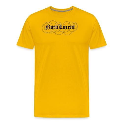 NoctiLucent - Männer Premium T-Shirt