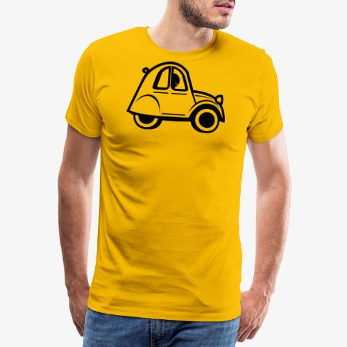 2cv Profil - T-shirt Premium Homme