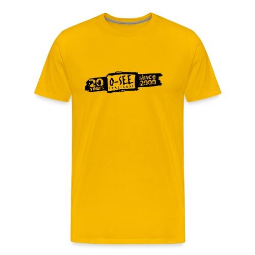 O-SEE Challenge 2020 schwarz - Männer Premium T-Shirt