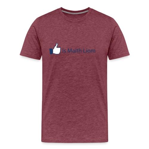 like nobg - Men's Premium T-Shirt