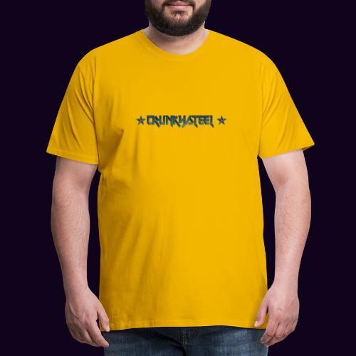 CRUNKYSTEEL - T-shirt Premium Homme