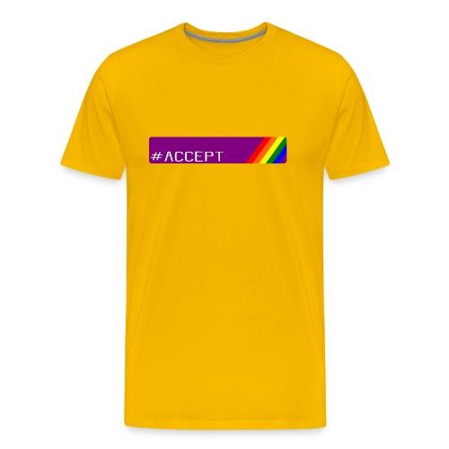 79 accept - Männer Premium T-Shirt
