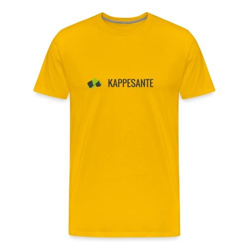 Logo + - Maglietta Premium da uomo