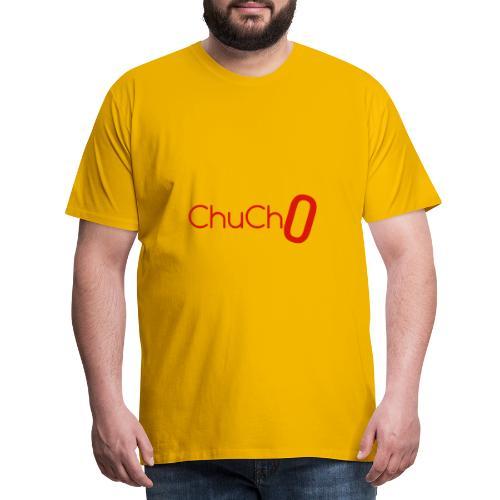 ChuChoBCN - Camiseta premium hombre