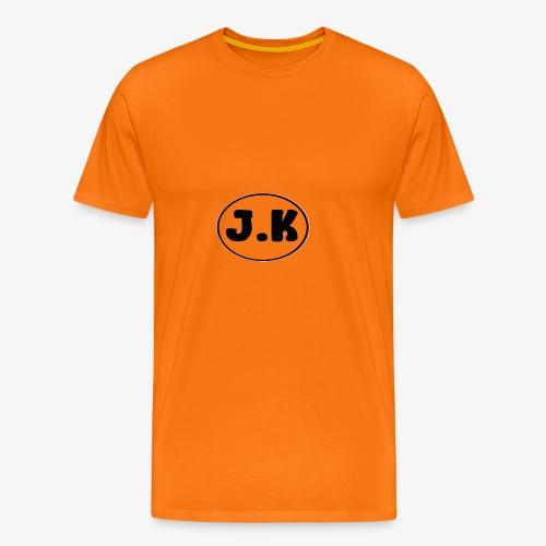 J K - Men's Premium T-Shirt
