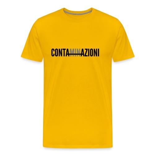 ViaVai TV - CONTAMINAZIONI - Maglietta Premium da uomo