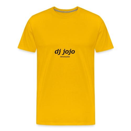 dj sachen von intromacher - Männer Premium T-Shirt