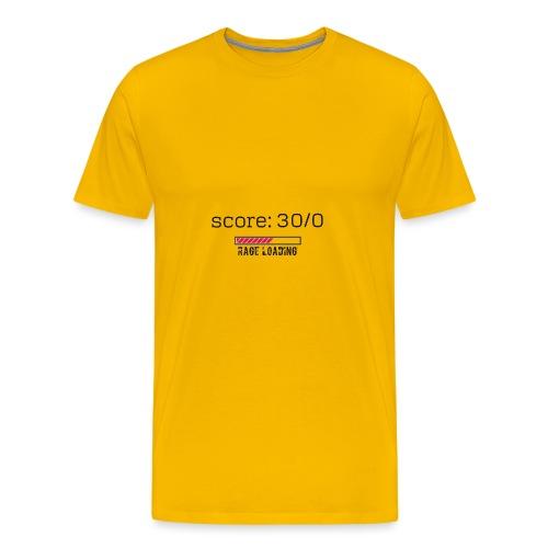 rage - T-shirt Premium Homme