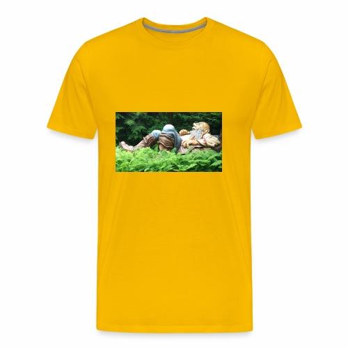 reus - Mannen Premium T-shirt