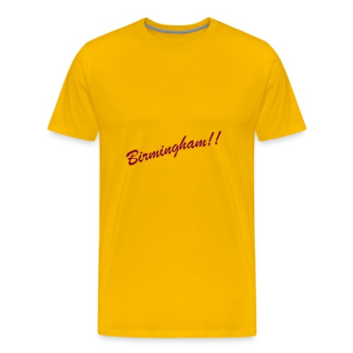 BIRMINGHAM - Men's Premium T-Shirt
