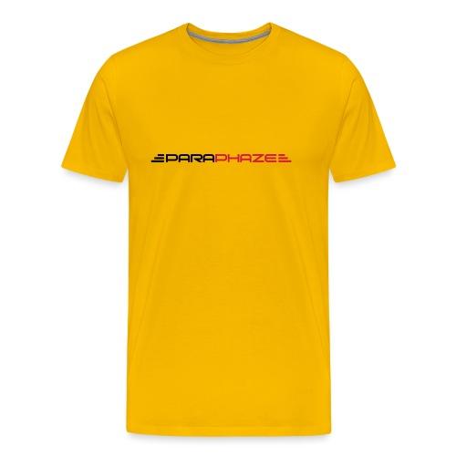 PARAPHAZE TEXT ALT - Mannen Premium T-shirt