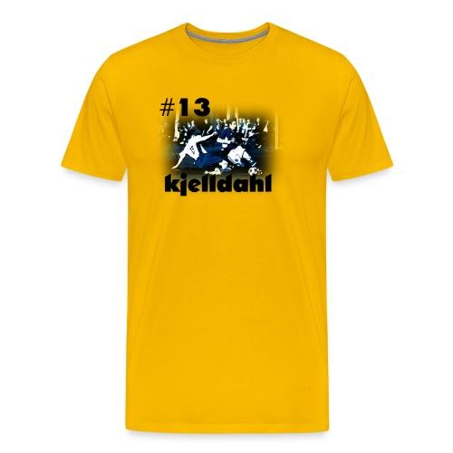kjelldahl big png - Premium-T-shirt herr