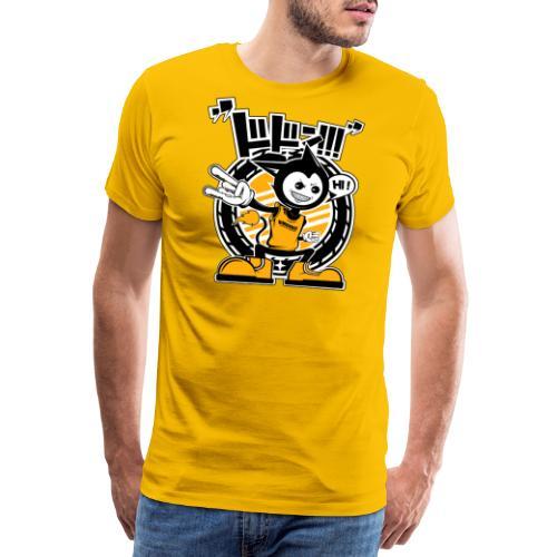 Hi ! Dimokkiz - T-shirt Premium Homme