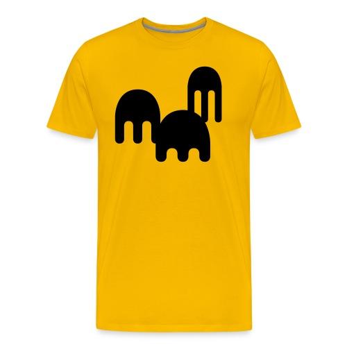 Octo Three - Mannen Premium T-shirt