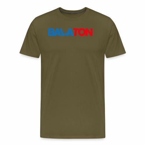 Balaton - Männer Premium T-Shirt