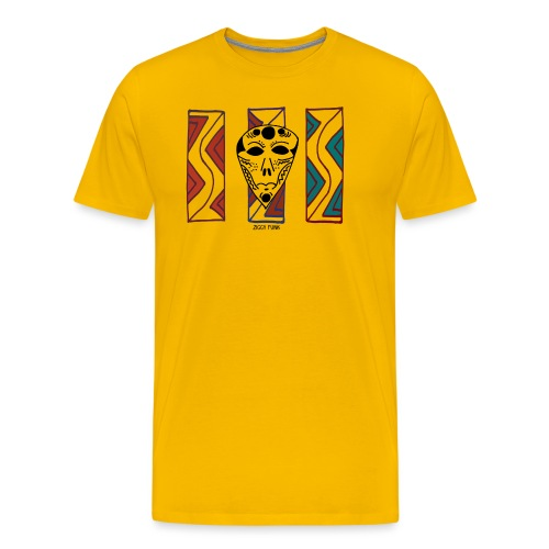 Ziggy Funk - Bang Bang! - Men's Premium T-Shirt
