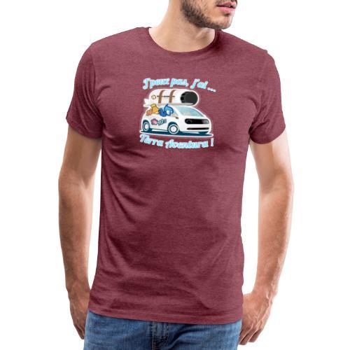 JpeuxPasJai_terra - T-shirt Premium Homme