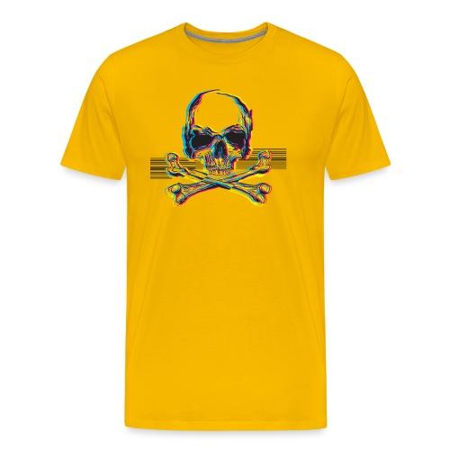 Jolly Roger v1 - Koszulka męska Premium
