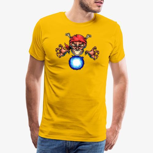 Magicien Pirate - T-shirt Premium Homme