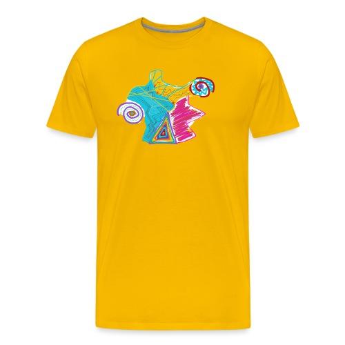 EyemonsterNDL2018 - Herre premium T-shirt