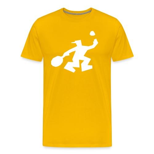 Tennis - Männer Premium T-Shirt