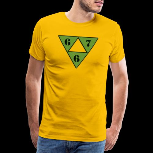 667 - T-shirt Premium Homme