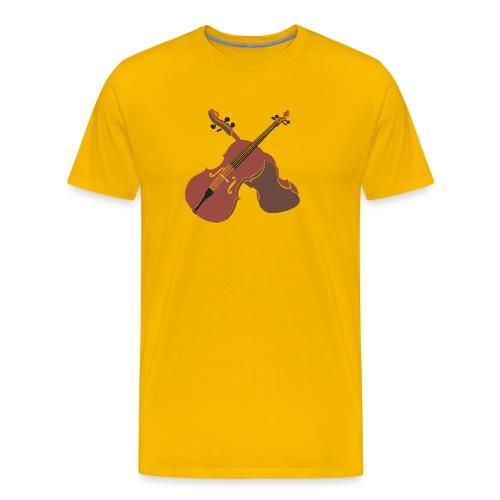 Cello - Men's Premium T-Shirt