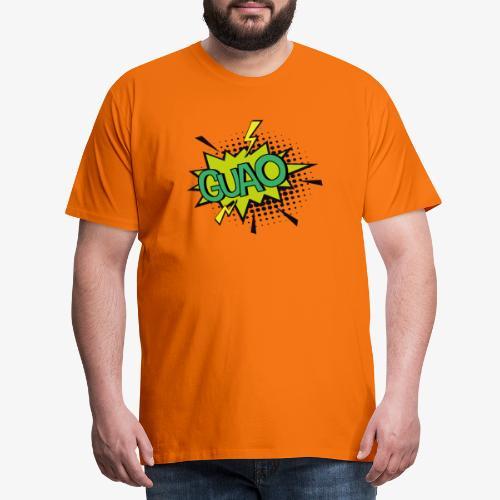 Serie de dibujos animados de los 80s - Camiseta premium hombre